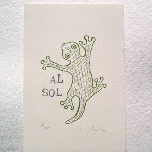 Serigrafía Al Sol