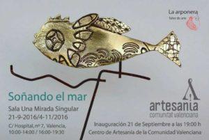 Exposición de La Arponera en Valencia