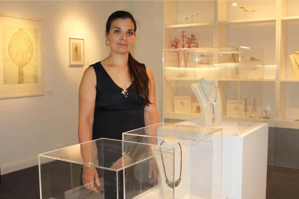 exposición de Inés Piqueras